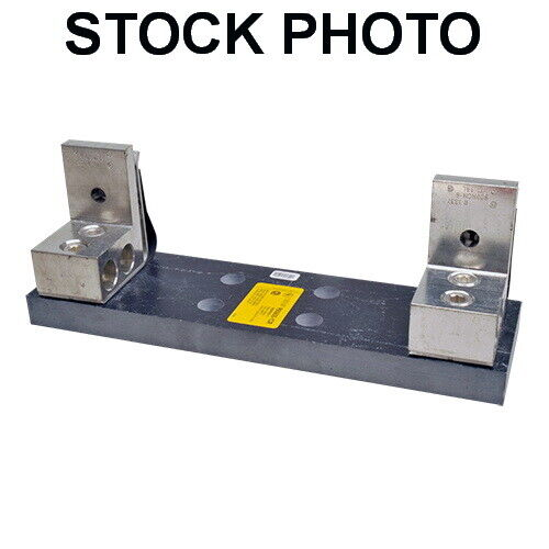 COOPER BUSSMANN EDISON R60600-1CR EDISON FUSE BLOCK NEW