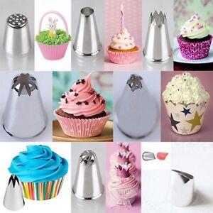 8-PERFECT-SHAPES-ICING-PIPING-CAKE-CUPCAKE-DECORATING-NOZZLES-SUGARCRAFT-CUP
