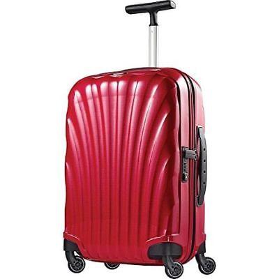 "Samsonite Luggage Black Label Cosmolite 3.0 33"" Spinner Hardside Red"