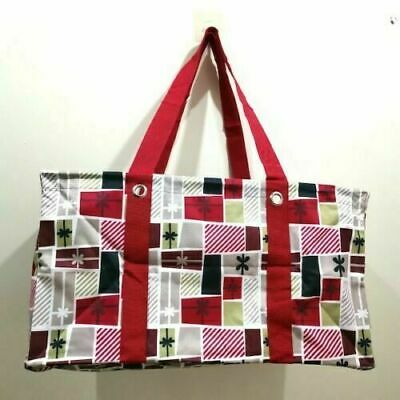 Defect Thirty One LARGE UTILITY tote picnic laundry basket B