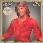 Andy Gibb Promo Vinyl Records