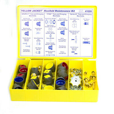 Yellow Jacket 41099 Complete Manifold Repair Kit