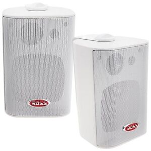 BOSS AUDIO all weather Speakers-NEW in box