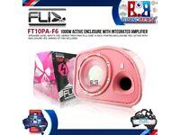 Fli 1000w sub limited edition pink