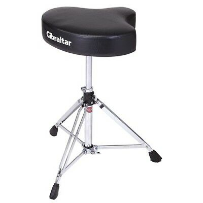 Gibraltar 6608 Drum Throne with Motorcycle Seat