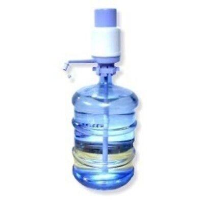 Hand Pump Dispenser for 5 Gal Gallon Bottled Plastic Water