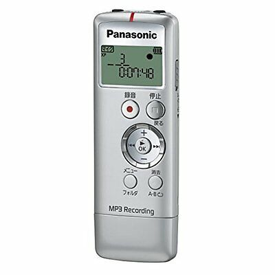 Panasonic Silver RR-US310-S NEW IC Recorder Japan new .