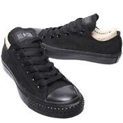 Mens Black Converse