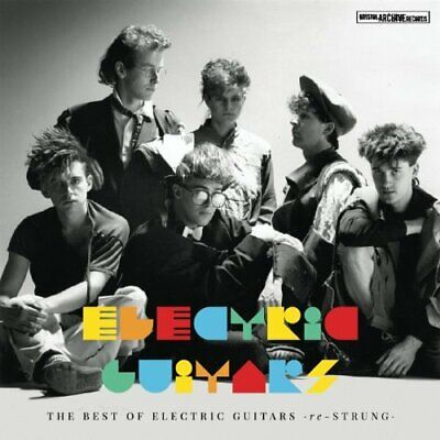 Electric Guitars-The Best of Electric Guitars - Re-strung (UK IMPORT) CD (Best Acoustic Guitar Uk)