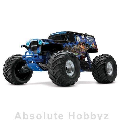 Traxxas Monster Jam Trucks