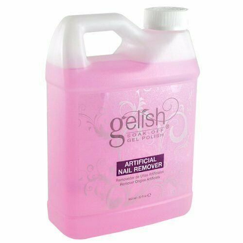 Harmony Gelish Soak Off UV Nail Gel Polish Artificial Nail R