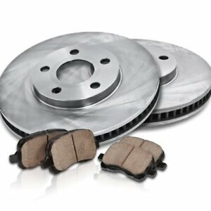 2008 Land Rover Range Rover [Le]front brake rotor & pads 344mm
