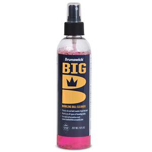 Brunswick Big B Bowling Ball Cleaner 8 oz