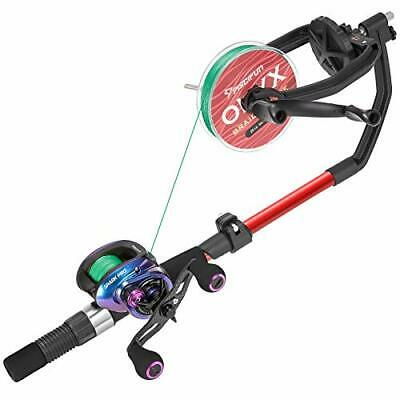 Speed X Fishing Line Spooler Machine Unwinding Function Cast Reel  Spincast Reel