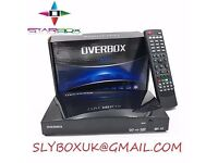 2017 OPENBOX V8S -SAT BOX★600 MHZ OvERbOx M9S★SaT ReCIeVeR ✰12 MtHS ALL ChAnNeLS✰NETWORK UPGRADE✰