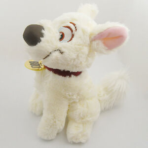 Hot Cartoon BOLT Lovely Super Dog 25cm Soft Plush Toy WT