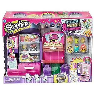 Shopkins Season 4 So Cool Metallic Fridge