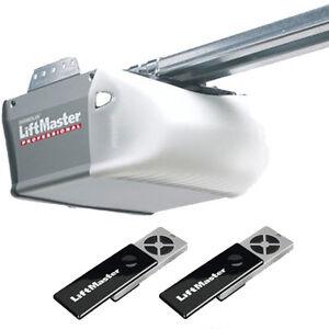Chamberlain liftmaster 5580 garage door opener automation - Chamberlain liftmaster professional garage door opener ...
