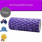 Foam Rollers with Massage Grid
