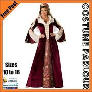 Womens Fancy Dress Costumes Medieval