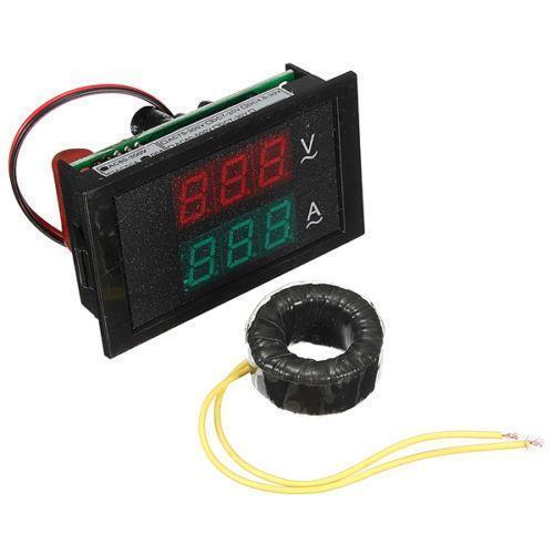 Ac Amp Meter : Ac volt amp meter ebay