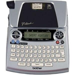 Brother p touch label maker tape