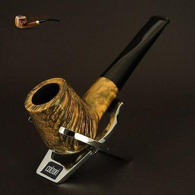 Hecho a Mano Madera Fumar Tabaco Tubo Bruyere N º 70 Oliva...