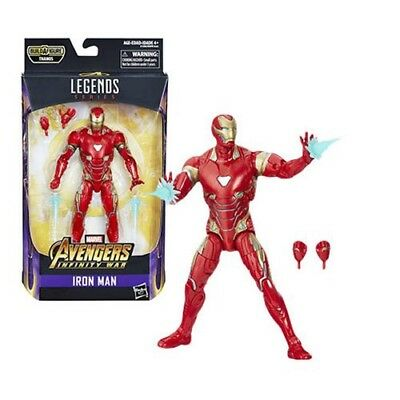 Marvel Legends IRON MAN Avengers Infinity War Wave MCU Thanos BAF In Stock