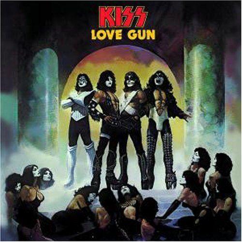 Kiss - Love Gun [new Cd] Rmst