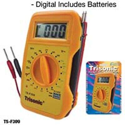 Mini Pocket Portable Digital Multimeter Volmeter Tester