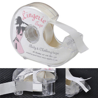 Fashion Safe Double Sided Adhesive Lingerie Tape Body Clothing Waterproof (Double Sided Cloth Tape)