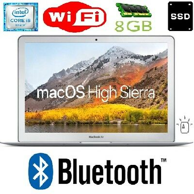 Apple MacBook Air 11 Core i5-5250U Dual-Core Notebook 8GB 256GB SSD MJVP2LL/A segunda mano  Embacar hacia Argentina