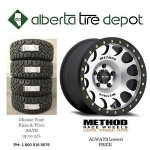 SAVE Up To 10% Lowest Price Method Wheels 105 Beadlock Machined Rims Shipping Available Shop With Confidence