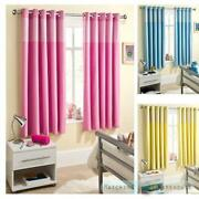 Blue Nursery Curtains