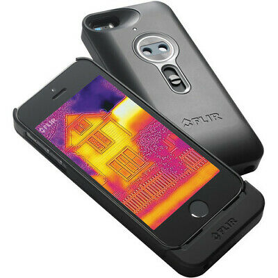 Flir One Ios Thermal Imaging Camera Case For Iphone 5 5s - Space Gray