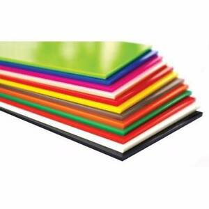 Perspex / Acrylic  & Polycarbonate Sheets CUT TO SIZE!!!