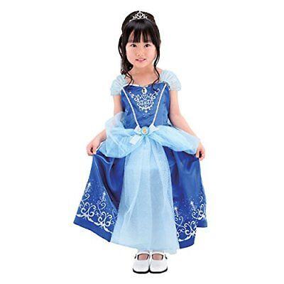 Kinder Kleinkind Mädchen Disney Prinzessin Cinderella Kostüm Halloween (Disney Kleinkind Halloween Kostüme)