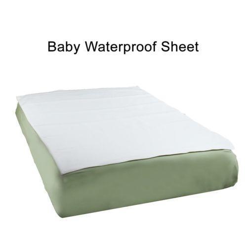 Waterproof Crib Sheet Ebay