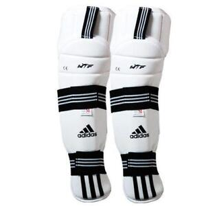 Adidas Taekwondo Shin and Knee Gaurds (Large)