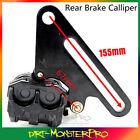 Steel Motorcycle Brake Calipers