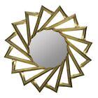Gold Mirrors Sunburst/Starburst