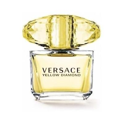 Yellow Diamond By Versace 3.0 Oz EDT Spray New Tester Perfume For Women With Cap