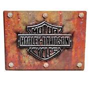 Harley Davidson Metal Signs