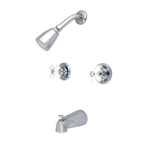 Porcelain Shower Handles Plumbing Amp Fixtures Ebay