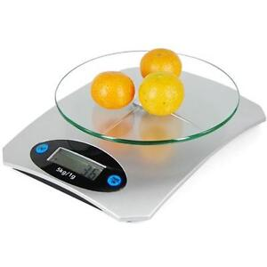 1g - 5KG Digital LCD Electronic Kitchen Household Weighing Food Cooking Scales
