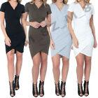 Cotton Wrap Dresses