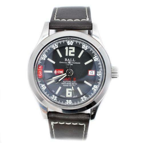 Ball gmt watch ebay for Ball watches