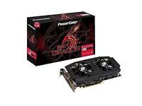 PowerColor AMD Radeon RX 580 8GB Red Dragon V2 Graphics Card