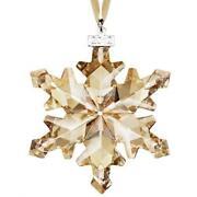 Swarovski Snowflake 2012