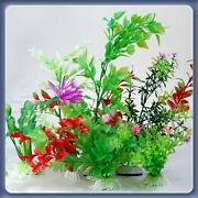 Fish Tank Plastic Plants